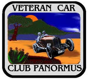 Veteran car club panormus